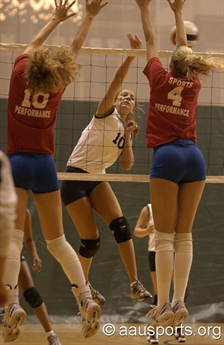 2002 Volleyball