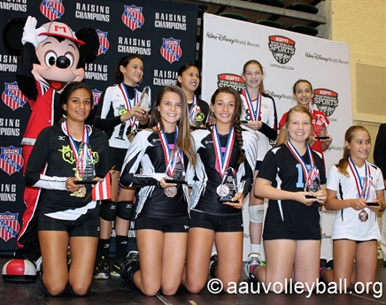 2013 Volleyball - Girls Jr National Championships - All American