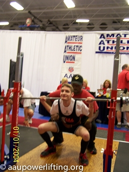 2014 AAU Powerlifting Triple Crown Classic