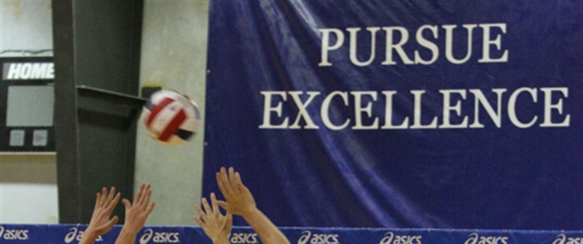 2014 AAU Boys' Junior National Volleyball Championships - Action