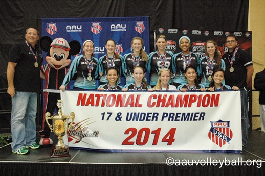 RECAP: Final Championship Games of AAU Volleyball Nationals