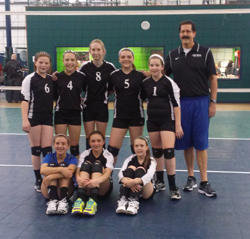 Injury Prevents Trip to Volleyball Nationals