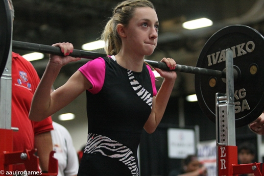 Powerlifter Takes Her Strengths to Other Sports
