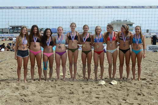 2014 West Coast AAU Junior Olympic Games - Beach Volleyball