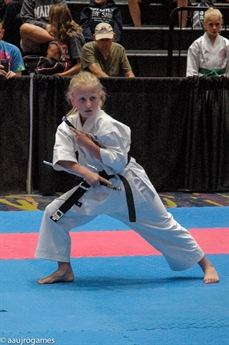 RECAP – 2014 AAU Junior Olympic Games Karate