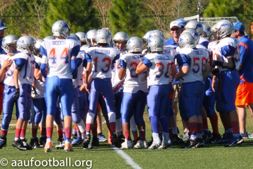 2014 AAU Football League Based Nationals- PHOTOS