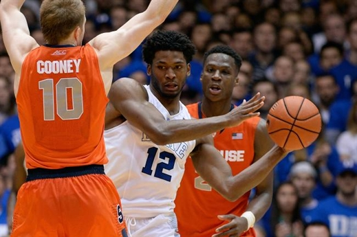 Forgotten Freshman Justise Winslow May Be Key to Duke's NCAA Tournament Hopes