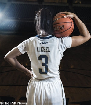 Kiesel fuel: Senior guard's four-year career culminates in NCAA berth