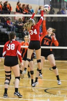 Spring is here...and so is the AAU Volleyball Classic!