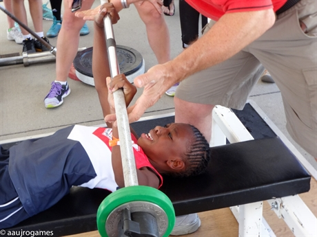 AAU Strength Sports Releases 2015 Combine Rules: Run, Jump & Lift