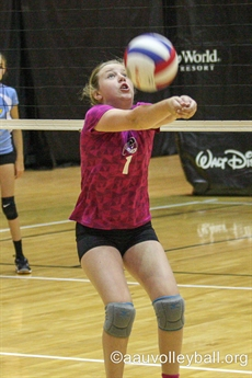 2015 AAU Volleyball Classic - Action Photos