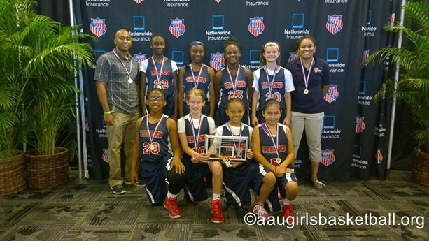 2015 AAU Spring Fling 2 - Award Photos