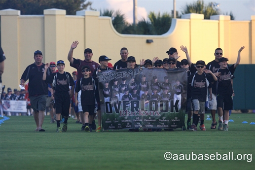 2015 AAU Baseball Grand Nationals - Week 2 Opening Ceremonies