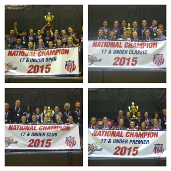 RECAP: AAU Volleyball 17U National Championships