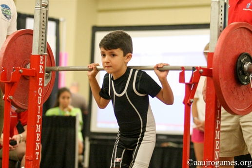 2015 AAU Junior Olympic Games - Powerlifting