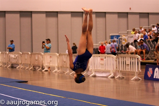 2015 AAU Junior Olympic Games - Trampoline & Tumbling