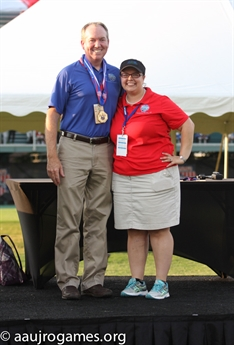2015 AAU Junior Olympic Games - Celebration of Athletes