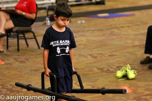 2015 AAU Junior Olympic Games - Feats of Strength
