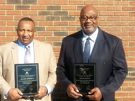 North Carolinians Will Hawkins and Ed Brooks Inducted into Strength Sports Hall of Fame