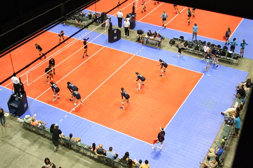 Orlando, Amateur Athletic Union Sign Deal to Keep World's Largest Volleyball Event in Central Florida Through 2020