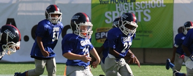 2013 AAU Football League Based Championships - 8U Championship Game