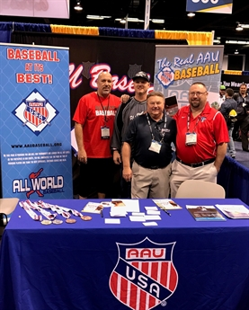 Amateur Athletic Union (AAU) and All World Sports Enter Into New Strategic Partnership