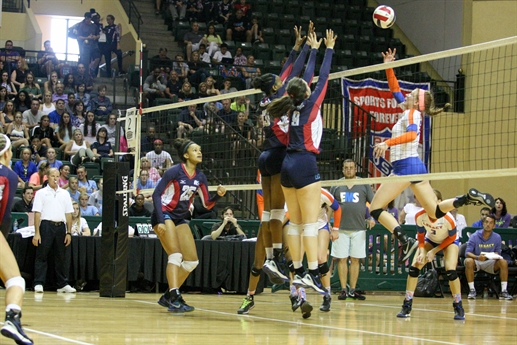More Than 35,000 Athletes Set to Compete in World's Largest Volleyball Event in Central Florida Next Week