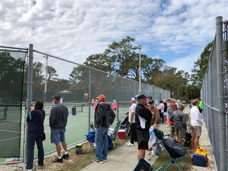 AAU Pickleball Serves First-Ever Event in Florida
