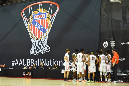 AAU Announces Multi-Year Partnership with FloSports to Air AAU Boys National Basketball Championships