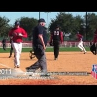Men's Fastpitch Videos